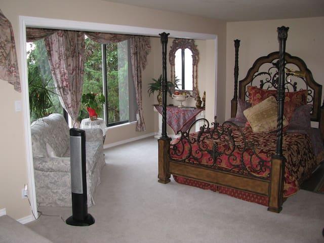Sunrise Suite - Bowen Island - Bed & Breakfast