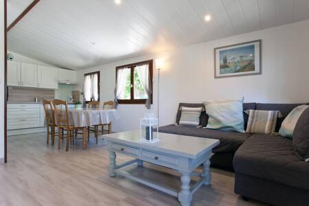 Maison avec extérieur - 1,5km du CV - Arles