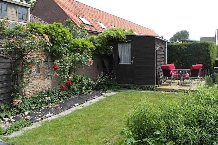 Gemütliches Ferienhaus Holland - Colijnsplaat - House