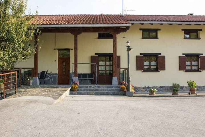 Apartamento Urresti a 20 minutos de San Sebastián