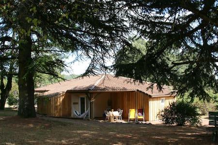 location 2 pers dans parc vallée dordogne - Saint-Denis-lès-Martel