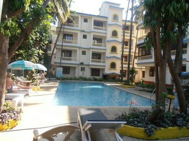 A home away from home - Calangute