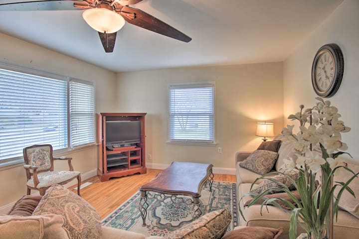 NEW! Beautiful Bartlesville Home with Game Room!