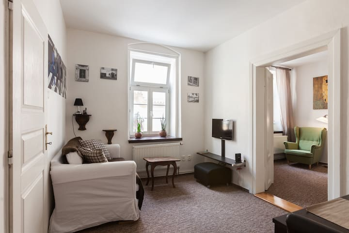Charles Bridge - Cosy apartment - Prague - Apartmen