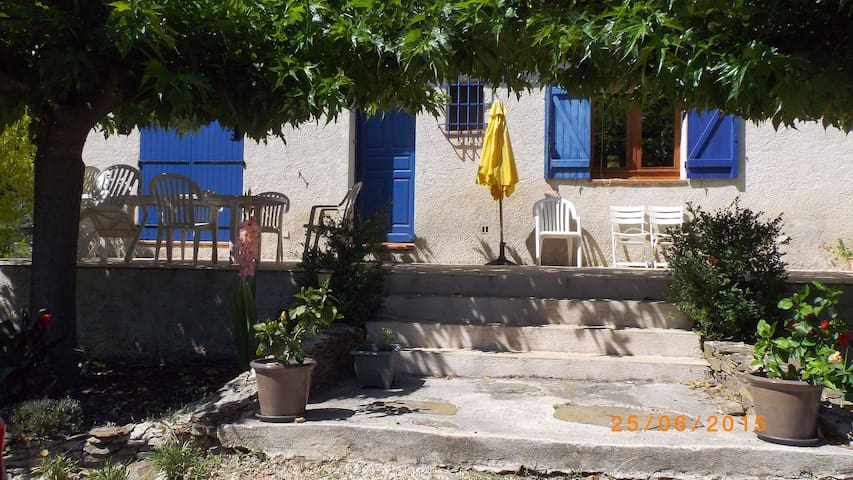 Chambre d'amis près Hyères pour 2 p - PIERREFEU du VAR - Bed & Breakfast