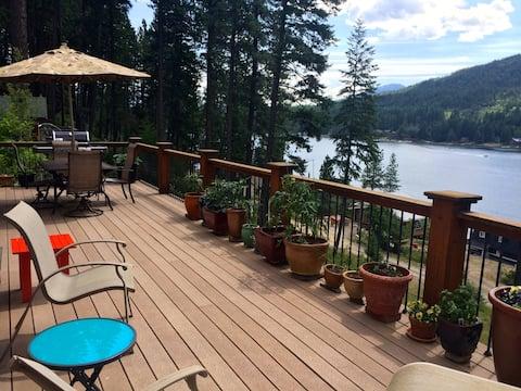 Beautiful Lake View Home
