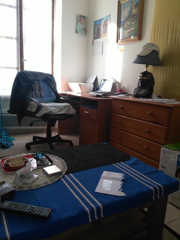 Appartement tout confort au centre-ville