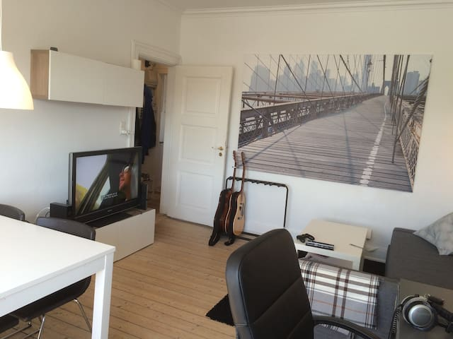 Cozy apartment in central Aalborg! - Aalborg - Appartement