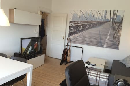Cozy apartment in central Aalborg! - Aalborg - Huoneisto