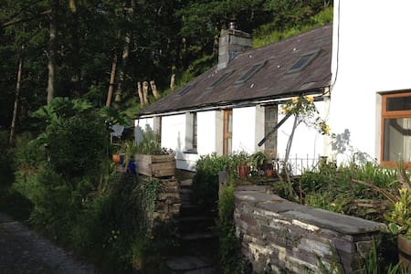 Mountain cottage above Llanberis - Caernarfon - Dům