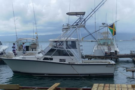 Boat for Charter - Port Royal