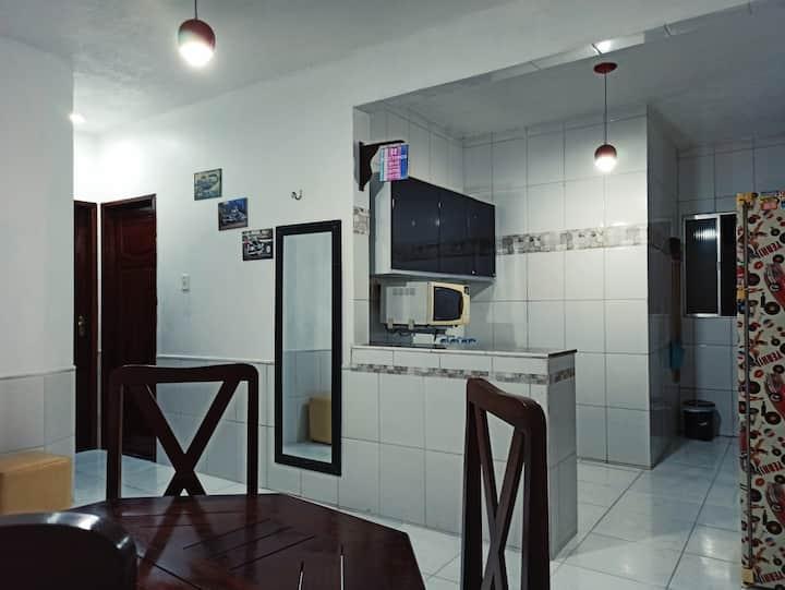 Apartamento mobiliado na Ilha de Mosqueiro