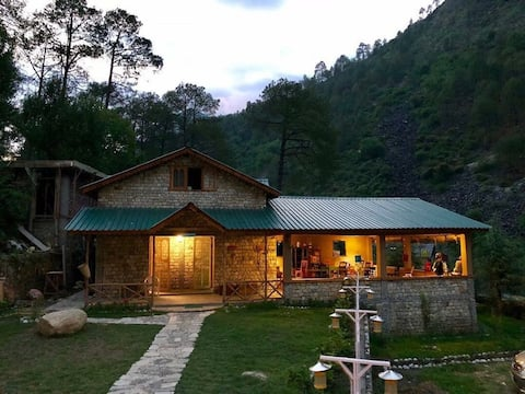 The Forest Edge, Tirthan Valley -1
