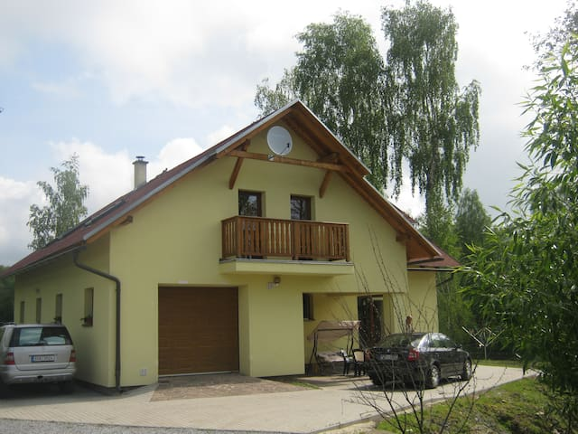 Ubytování u přehrady Lipno 2 luzka - Horní Planá - Casa