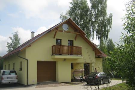 Ubytování u přehrady Lipno 2 luzka - Horní Planá