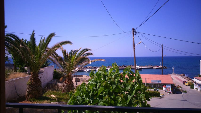 Appartment by the sea in the center - Rethymno - Appartement