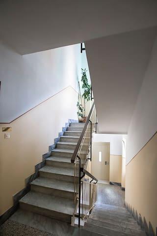 Appartamento grande e luminoso