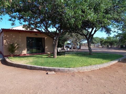 Farm Weissbrunn - experience Namibian farming!