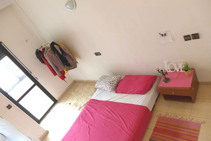 Double Room in the City Centre - Kasablanka - Daire