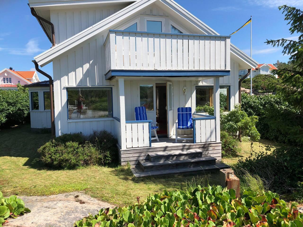 Ocean view villa in beautiful Långesjö, Fjällbacka