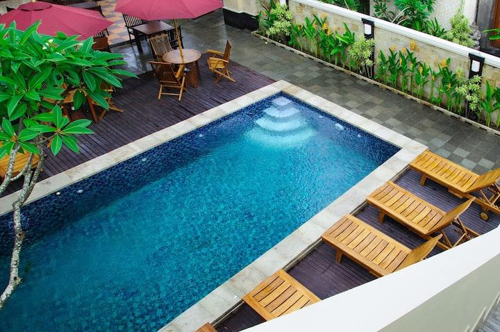 Private room in the heart of Sanur, Sari Villa