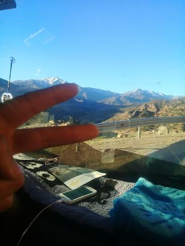 Decouvrez montagne azilal animations ... sur place
