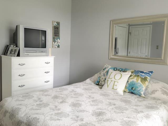 Lovely Bedroom on Wilmington Island - Wilmington Island - Casa