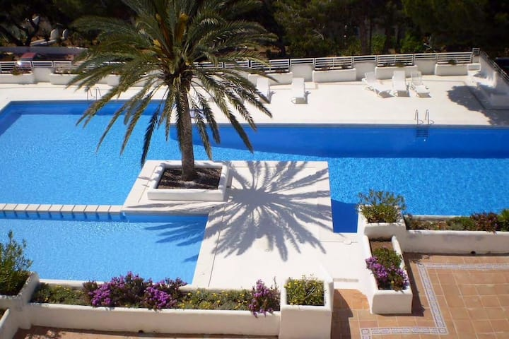 Lovely apartment Ibiza Cala Tarida