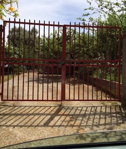Casa con giardino a 1 km dal mare - Palmi
