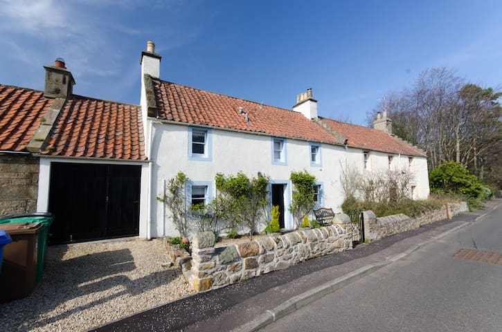 Cherry Cottage, Kingsbarns near St Andrews - Kingsbarns - Casa