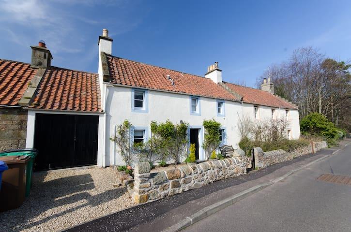 Cherry Cottage, Kingsbarns near St Andrews - Kingsbarns - Hus