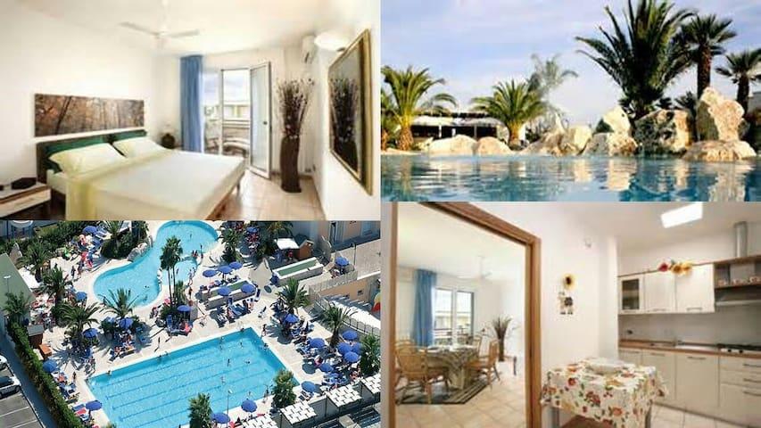 SALENTINO APARTMENTS  2rooms,terrace,parking - Lizzanello - Apartment