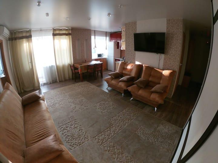 Уютная квартира от Александра и Алёны)