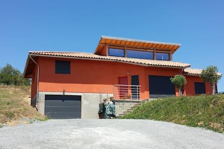 Maison sur chemin st Jacques GR65 - House