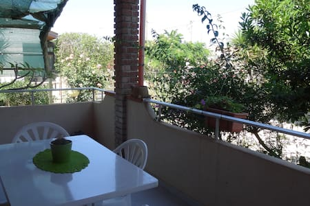 The rental vacation home Verdemare - Santa Croce Camerina - บ้าน