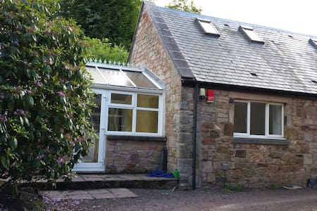 One bed semi-detached cottage - Bonnyrigg - Kulübe
