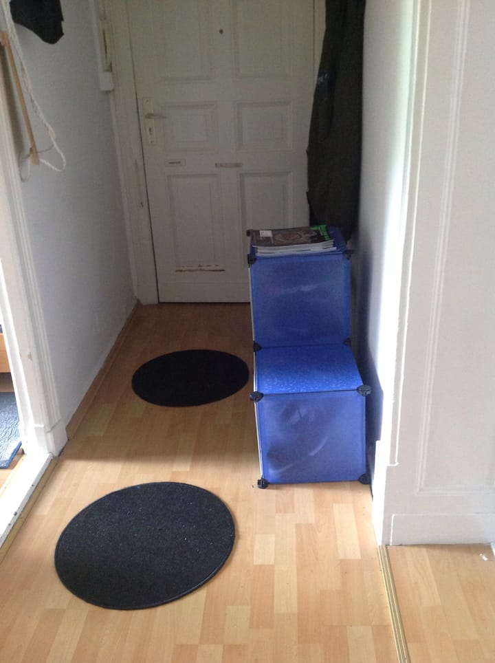 Really nice flat , ideal for couple or 2 friends!