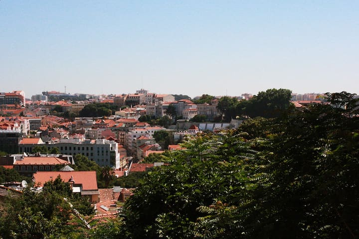 Lisbon City Center Studio