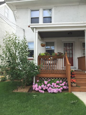 Twin: Steps from Downtown WC - West Chester - House