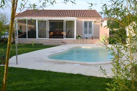 Villa proche Camargue, Plages - Générac
