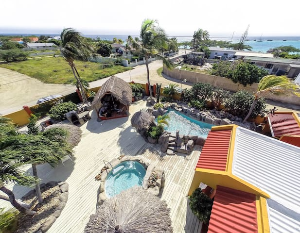 Seabreeze apartments Aruba - Pos chiquito