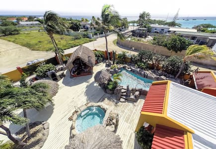Seabreeze apartments Aruba - Byt