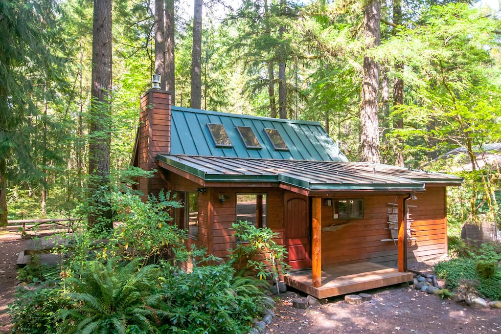 Escape To Vintage Mt Hood Retreat Cottages For Rent In
