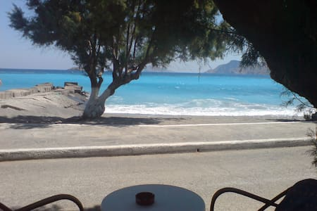 Dream Beach Haven in Eastern Crete - Ierapetra