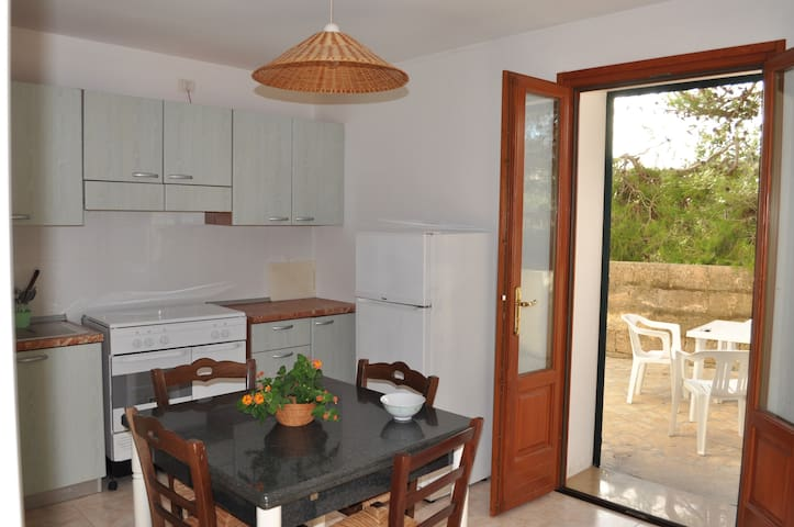 Beachfront home in Salento - Leuca - Apartment