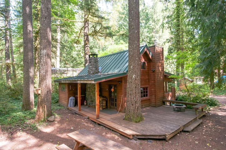 Escape To Vintage Mt Hood Retreat Cabins For Rent In