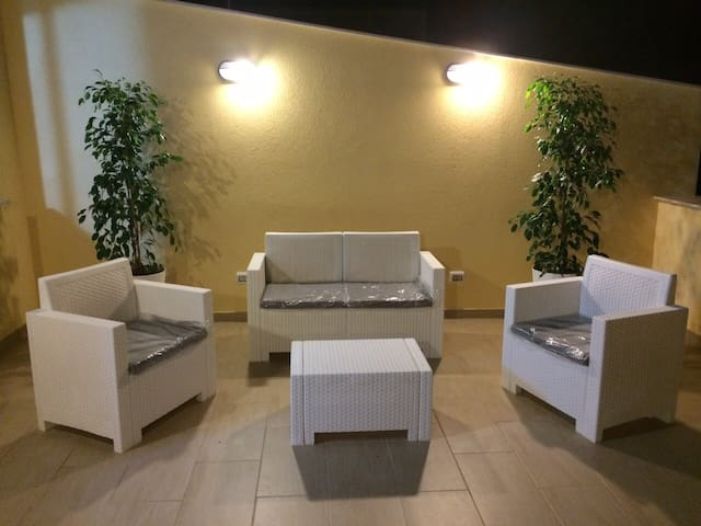 New apartments, free WI-FI - Castellammare del Golfo - Huoneisto