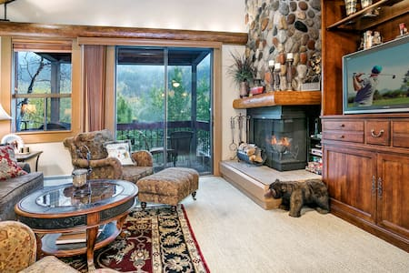 3Bed/2Bath Townhouse in Vail