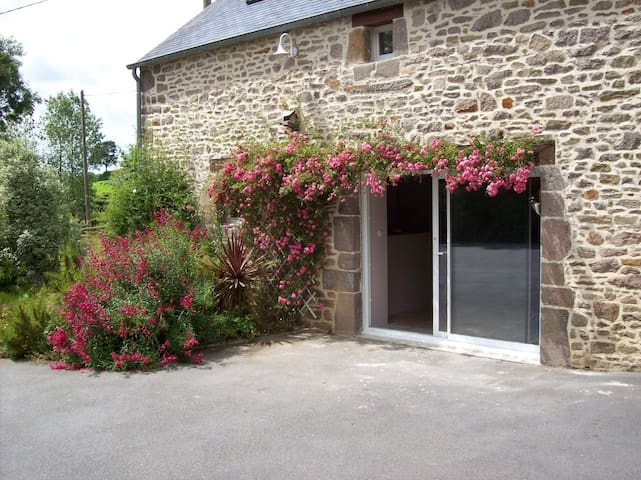 Gîte rural en pierre - Couville - Flat