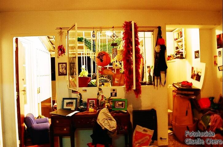 Boedo, quiet wooded neighborhood - Buenos Aires - Appartement